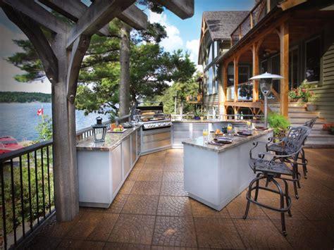 planning  outdoor kitchen hgtv