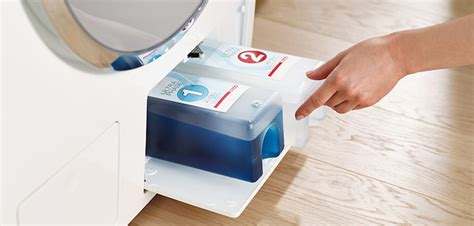 waschmaschine mit waschmittel jahresvorrat waschmittel gratis zu miele w1 mit twindos