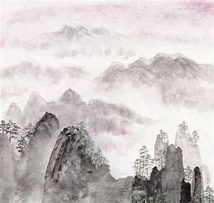 chinese ink clouds - Google Search | 5197 | Pinterest ...