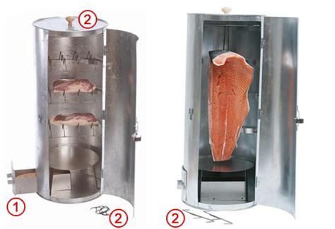 Fumoir Cuisine - plan pour fabriquer un fumoir ã saumon