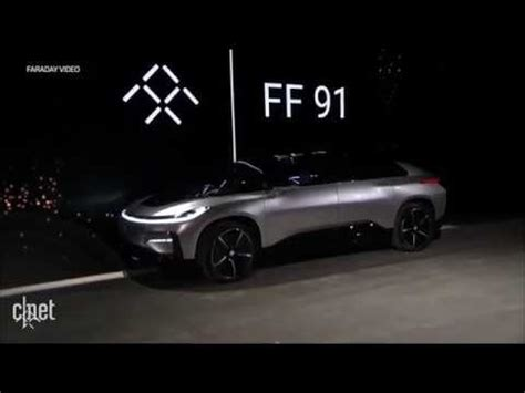Fully Electric Sports Car by Faraday Future Takes On Tesla With Ff991 Fully Electric