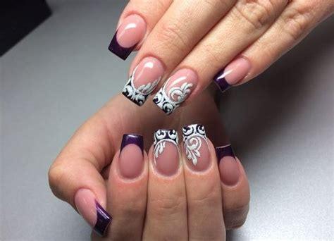 Маникюр с акриловой пудрой 29 фото дизайн ногтей цветной пудрой и рисунок на гельлаке