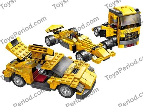 Cool Lego Cars by Lego 4939 Cool Cars Set Parts Inventory And