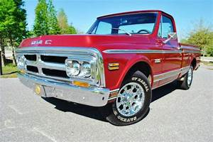 Stunning 1970 Gmc 1500 Custom Sport Truck Restored 2