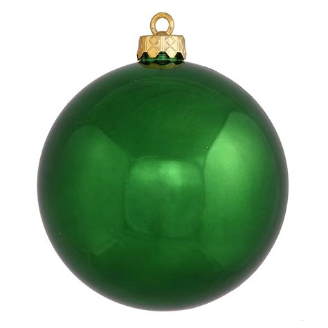 "Vickerman 24839  24"" Emerald Shiny Seamless Ball"