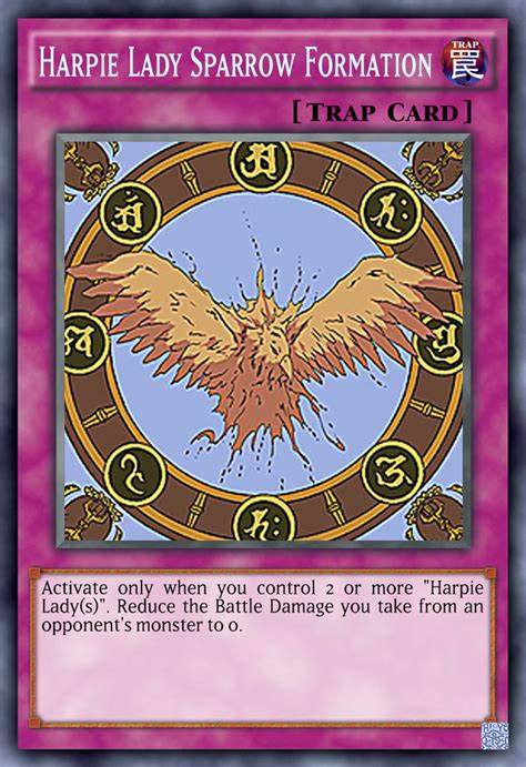 Harpie Deck by Harpie Lady Sparrow Formation By Alanmac95 On Deviantart