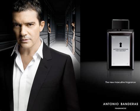 antonio banderas the secret the face of beauty celebrity fragrance antonio banderas