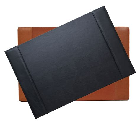 Leather Desk Blotter Pads by Leather Desk Blotters Desk Pads And Blotters Custom