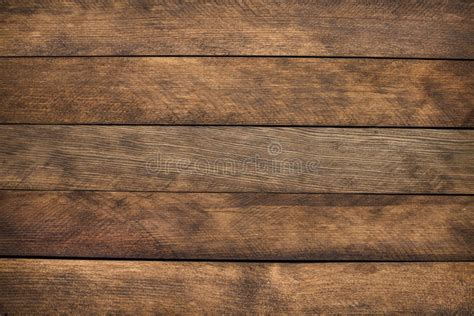 Brown Wooden Texture. Vintage Rustic Style. Natural