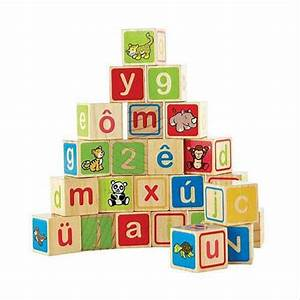 hape abc wooden blocks With block letters toys
