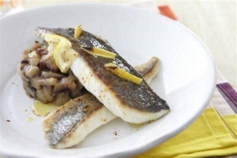 cuisiner dorade royale recette de filet de daurade piqué au citron confit