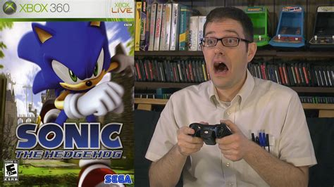 Angry Video Game Nerd Fulfills Demand For Angry Sonic 06
