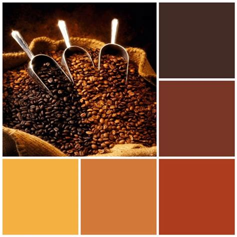 best color shoo 12 fall color palettes for your kitchen