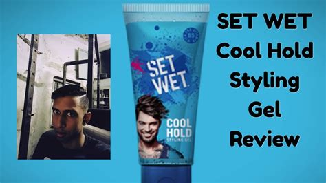 Set Wet Cool Hold Styling Gel Review  Hindi  100
