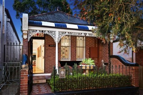 bright modern extension   classic heritage home  sydney