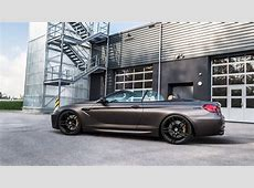 Overkill? GPower gives 800 horsepower to BMW M6 Convertible