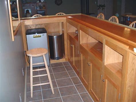 Bar Plans by Customizabe Home Bar Plans