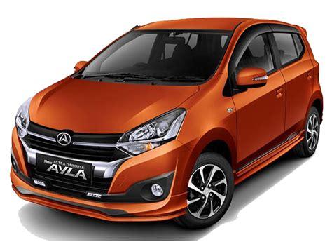 Review Daihatsu Ayla review spesifikasi dan harga daihatsu ayla 2018 indorev