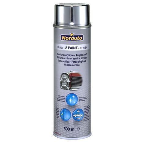 bombe de peinture voiture bombe de peinture chrome norauto 500 ml auto5 be