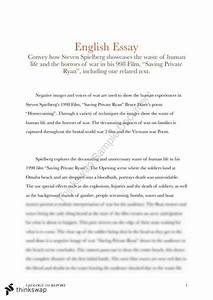 Saving Private Ryan Essay Assignment Of Patent Rights Saving Private  Saving Private Ryan Descriptive Essay Example