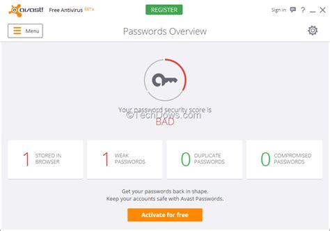 Avast Password Antivirus Crack