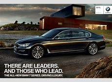 Future of Luxury Die WerbeKampagne zum BMW 7er 2015
