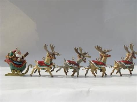 santa and eight tiny reindeer five part hallmark