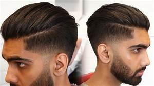 Cheveux En Arrière Homme : tendance coiffure printemps pour homme et femme modernes ~ Dallasstarsshop.com Idées de Décoration