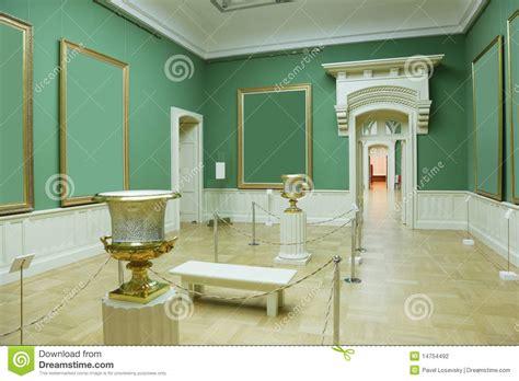 photographie à la chambre cadres de tableau dans la chambre verte du musée