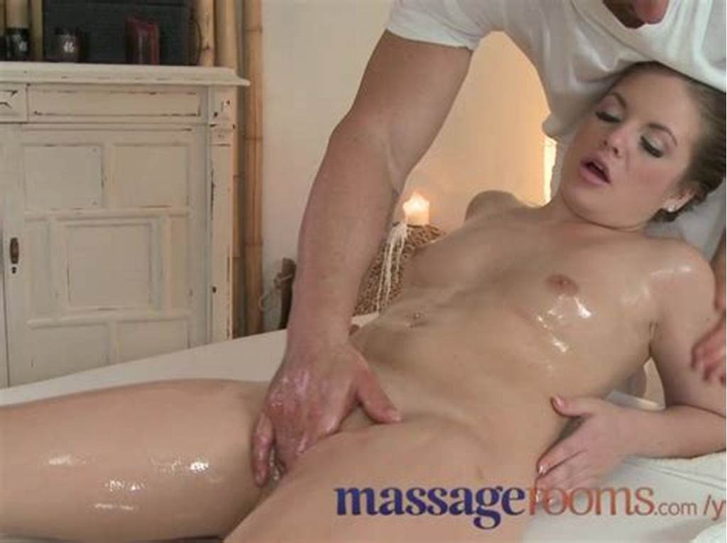 #Massage #Rooms #Cute #Young #Teen #Has #An #Oily #Session #With