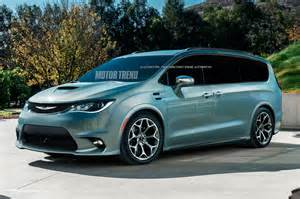 hell cat should the chrysler pacifica hellcat be a thing