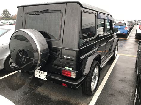Use our free online car valuation tool to find out exactly how much your car is worth today. 2006 Mercedes Benz G55 AMG Kompressor - Bulldog Bros