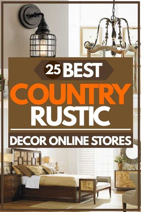 25 best country rustic decor stores