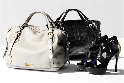 burberry spring summer  accessories collection