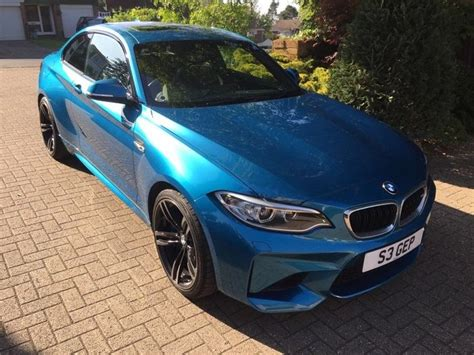 this used bmw m2 delivers m car thrills for the price of a hatch