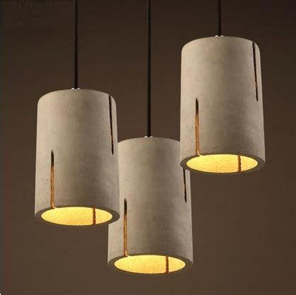 where to buy light fixtures aliexpress com buy creative cement droplight loft