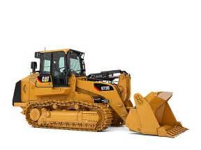 cat equipment cat 973d track loader caterpillar
