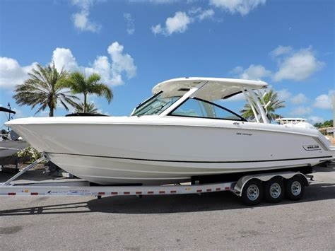 Vantage Boat Loans by 2018 Boston Whaler 320 Vantage Power Boat For Sale Www