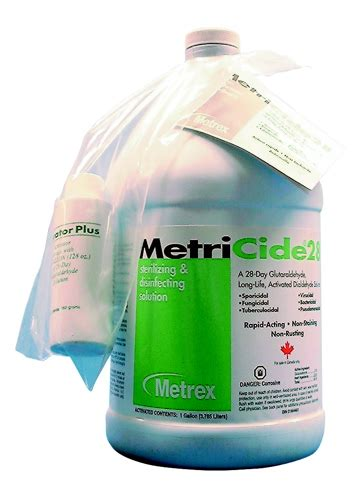Metricide 28-day Disinfectant Solution « Medical Mart