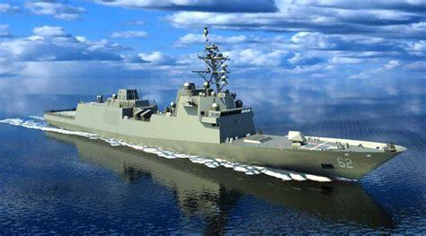 Navy: Constellation Frigate, DDG(X) Programs Mark Start of ...