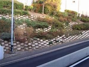 Comment Retenir La Terre Dans Une Pente : mur de sout nement pas d 39 improvisation solutions ma onnerie ~ Melissatoandfro.com Idées de Décoration