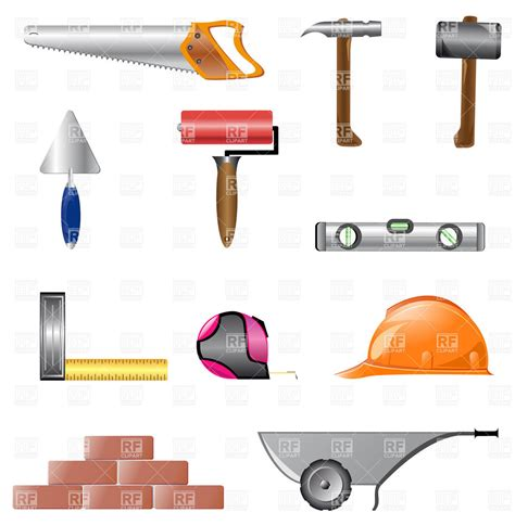 construction tools clipart construction tools clipart clipart suggest