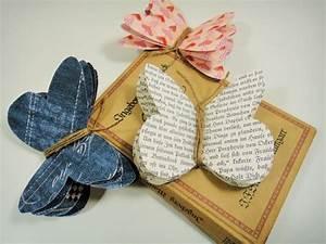 Schmetterlinge Aus Papier : flieg kleiner schmetterling handmade kultur ~ Lizthompson.info Haus und Dekorationen
