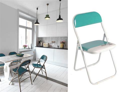 chaises de cuisine et de salle à manger uniques id 233 es pour la d 233 co avec la chaise pliante
