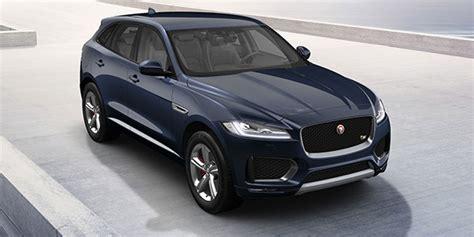 jaguar  pace pure  colors