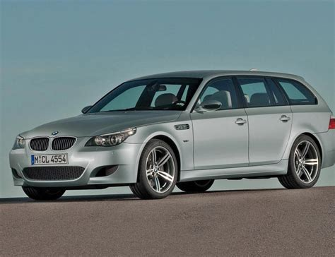 M5 Wagon by Bmw M5 Touring E61 Photos And Specs Photo M5 Touring
