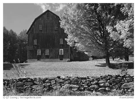 old white land black and white picture photo lee farm on ridge road