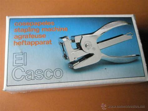 +++aª Grapadora-el Casco M 85-nueva-robusta-caj