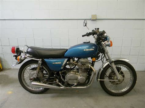 Kz Kawasaki by Kawasaki Kz 400 For Sale Used Motorcycles On Buysellsearch