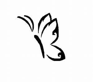 Simple Butterfly by Shamaya-Wolf on DeviantArt
